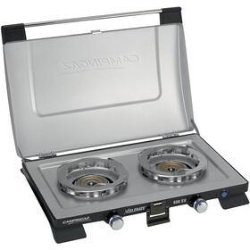 Campingaz 600 SV Cocina dos fuegos, silver
